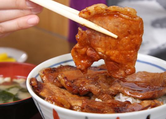 ふるさとメシFile8北海道十勝地方編 十勝豚丼