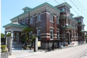 佐賀市歴史民族館(旧古賀銀行、旧古賀家、旧牛島家、旧三省銀行、旧福田家)