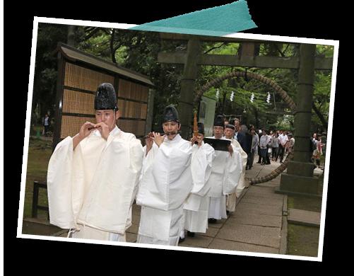 (赤坂氷川神社)