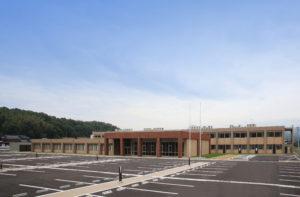 香川県農業試験場の外観